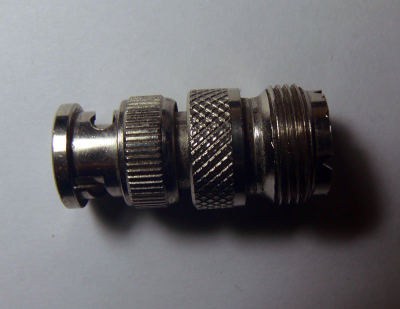 BNC to SO239 Adapter