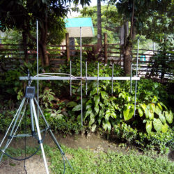 3 x 5 Elements Dualband Yagi 2m/70cm