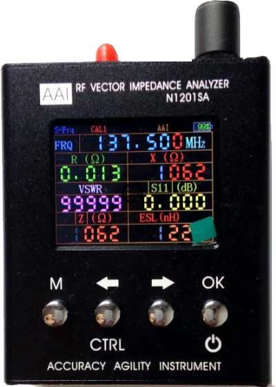 N1201SA Vector Impedance Analyzer