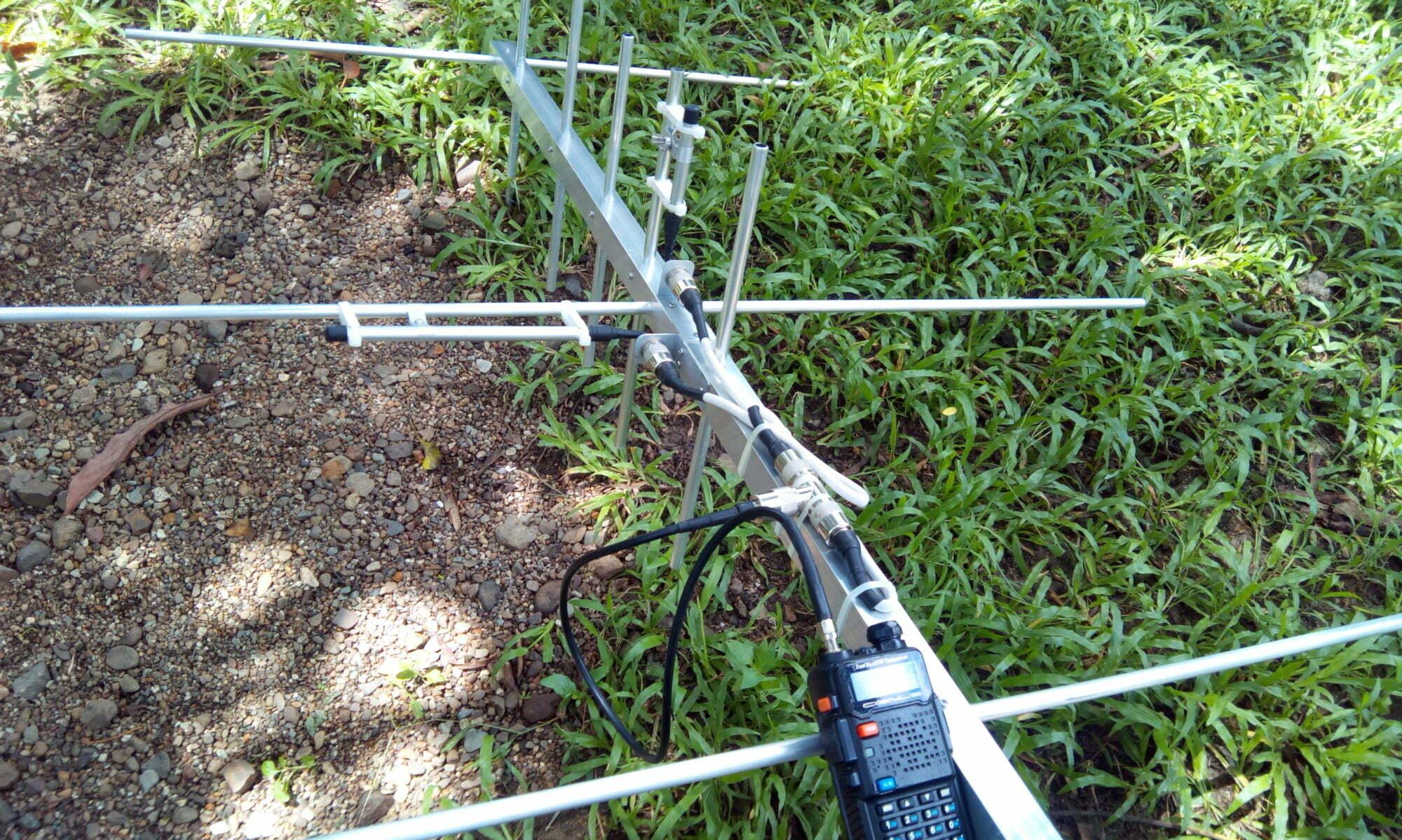 DW1ZWS | Panda Antenna original handcrafted Philippines